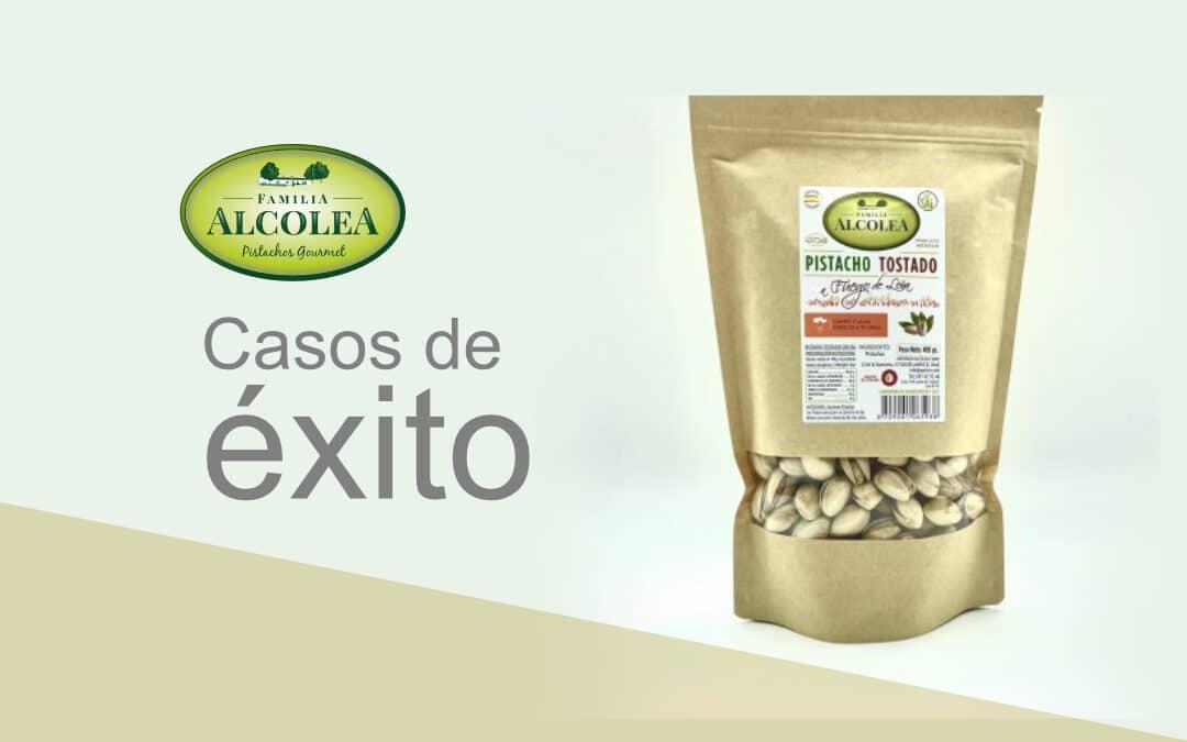 Pistachos Alcolea en Castilla-La Mancha TV