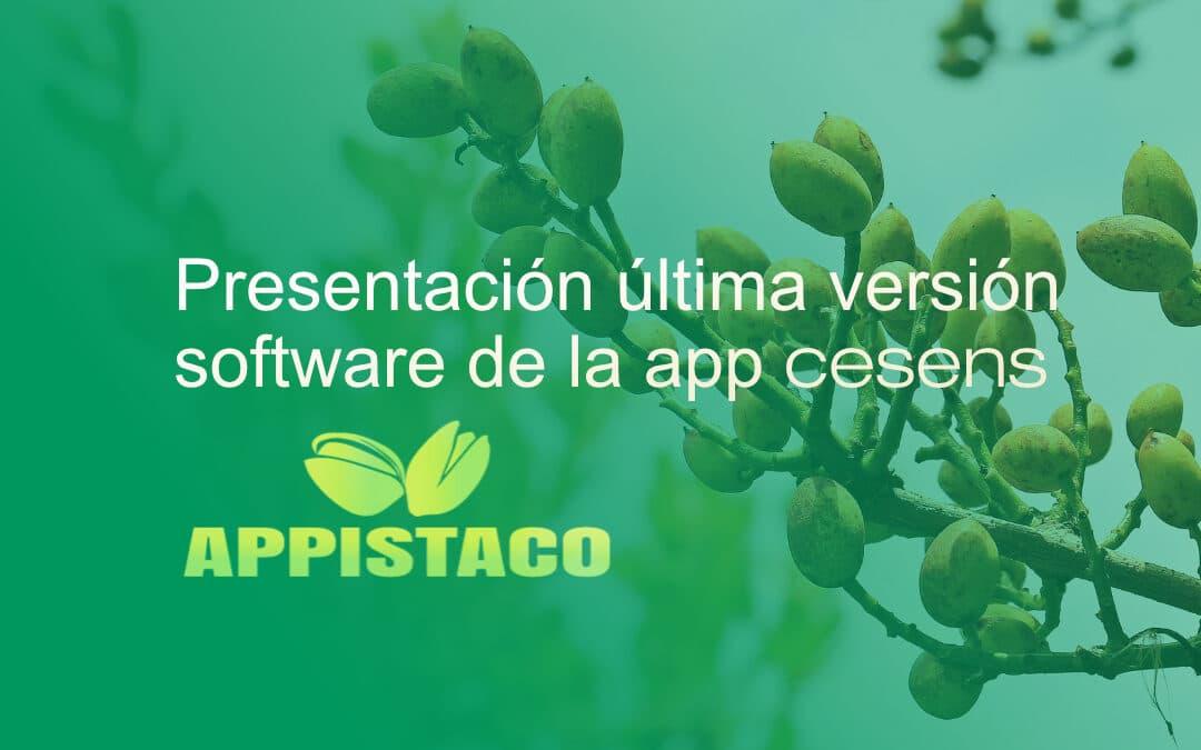 Presentación herramienta software asociación Appistaco