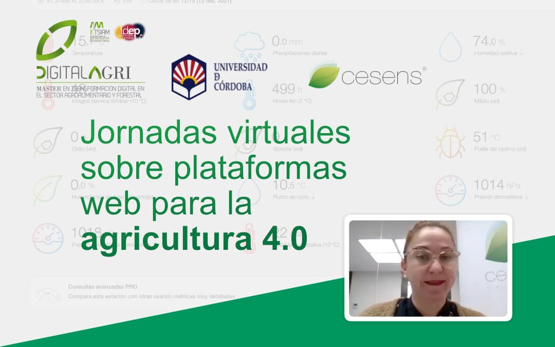 Aula de transformación digital Fiware