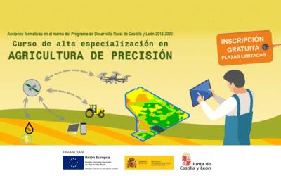 Cesens en las charlas divulgativas sobre alta especialización en agricultura de precisión