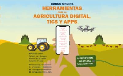 """Cesens en los cursos online """"Herramientas para la agricultura digital"""""""